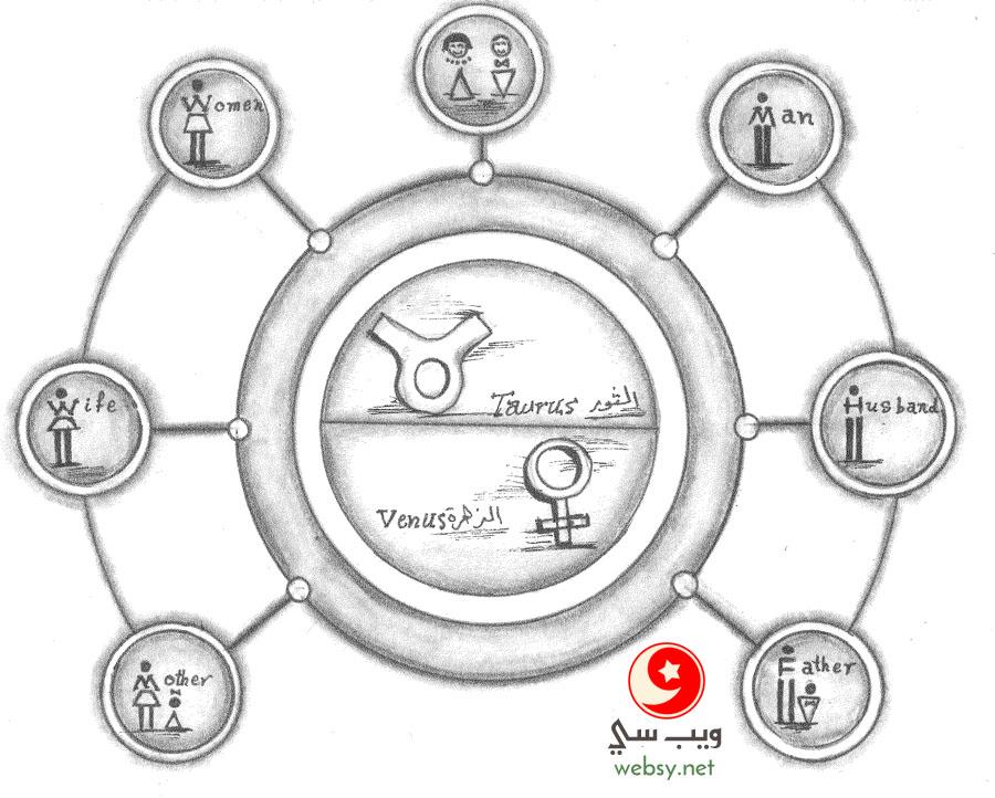 دورة حياة برج الثور .. من الطفولة حتى الشيخوخة