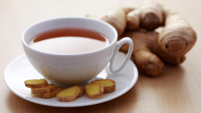 أفضل وقت لشرب شاي الزنجبيل للتنحيف هو في الصباح